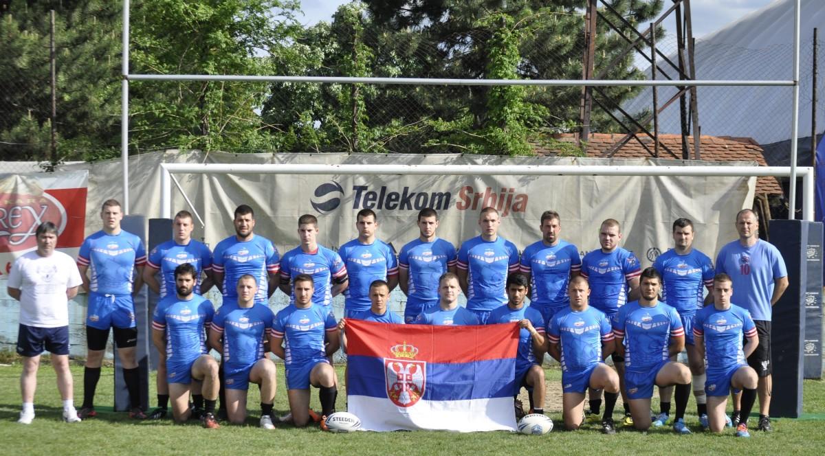 Ragbi 13 selekcija Beograda