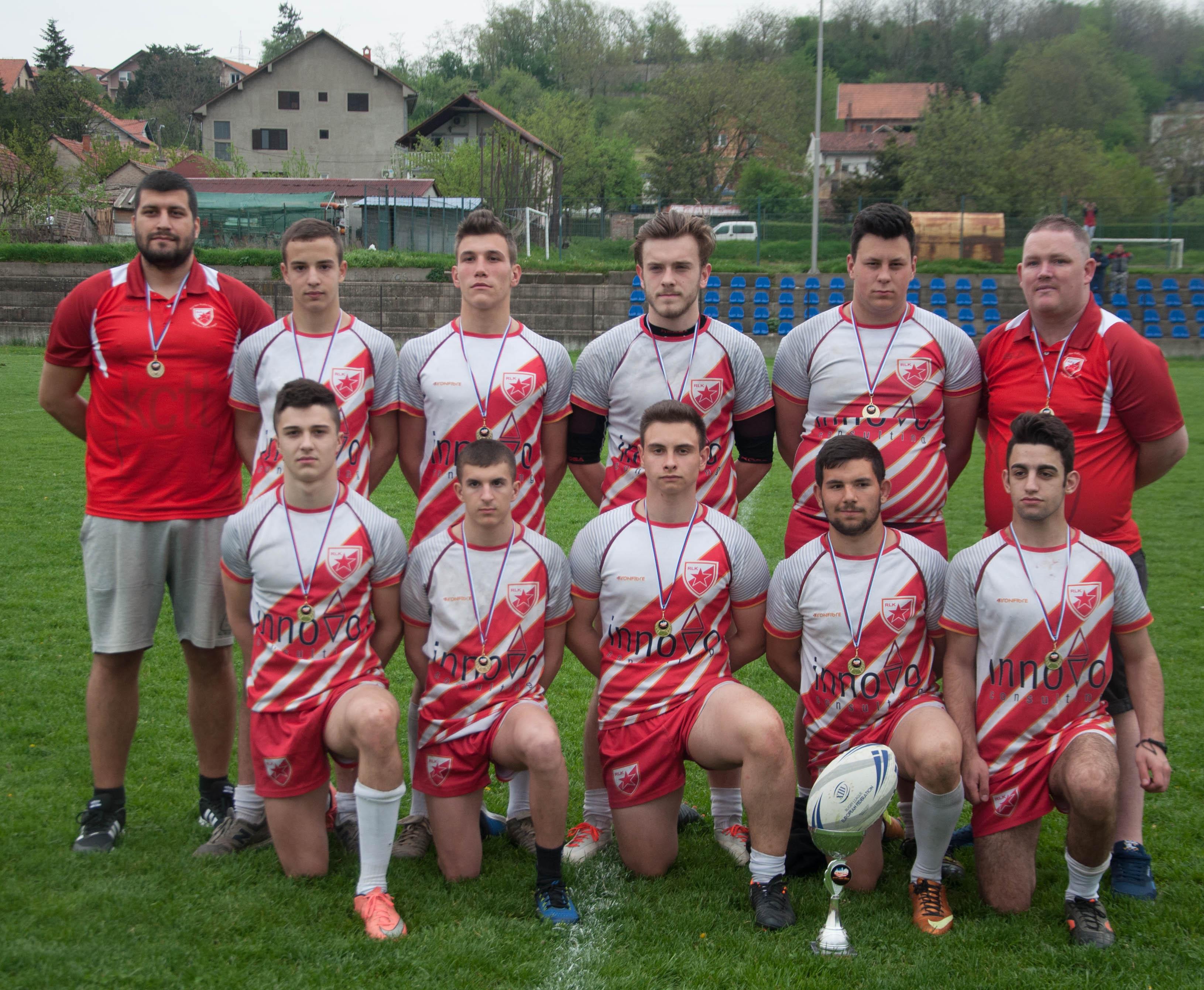 Куп Београда у рагбију 9 за јуниоре
